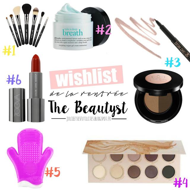 BON PLAN | Ma wishlist spéciale rentrée avec The Beautyst ! julieetsesfutilites.blogspot.fr