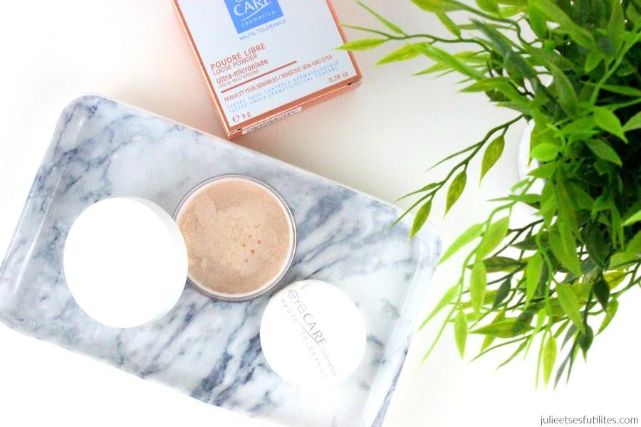 Eye Care sans paraben produits naturel avis revue beauté