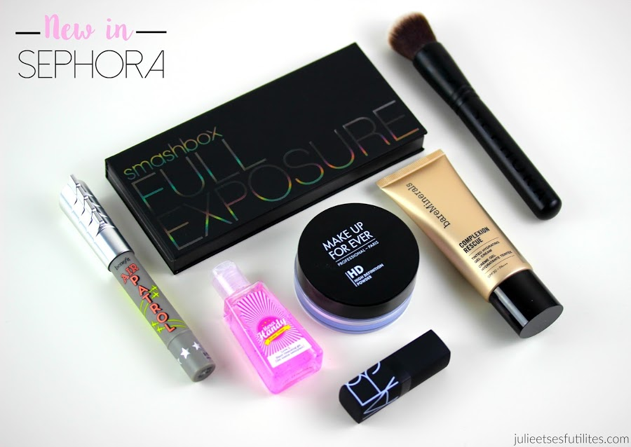 Haul Blog Sephora