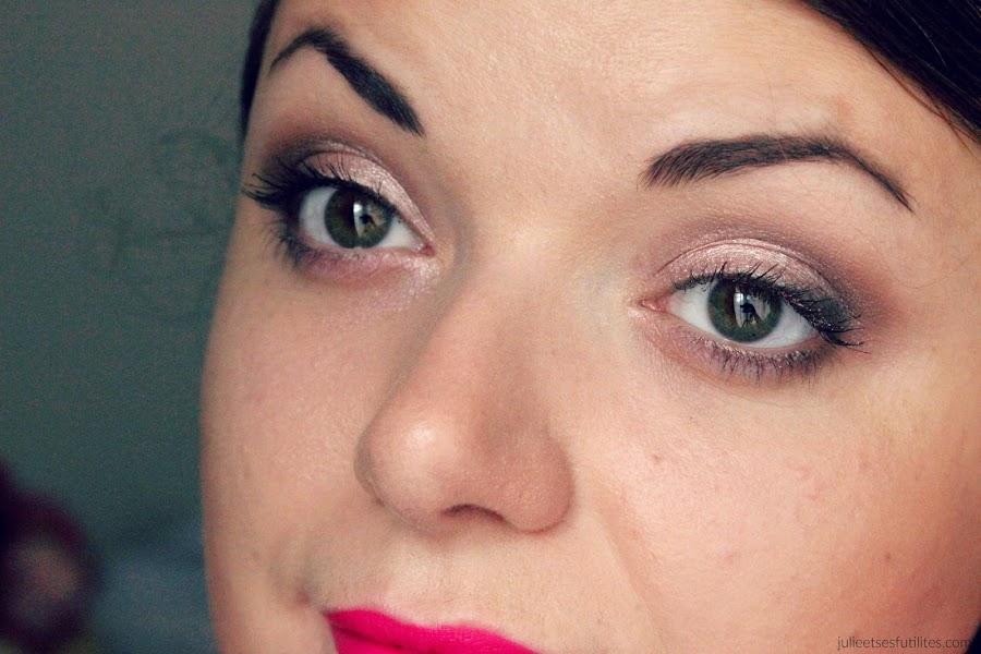 LE MAKEUP   2 makeup 1 palette spécial le Grand Chateau de Too Faced ! julieetsesfutilites.com