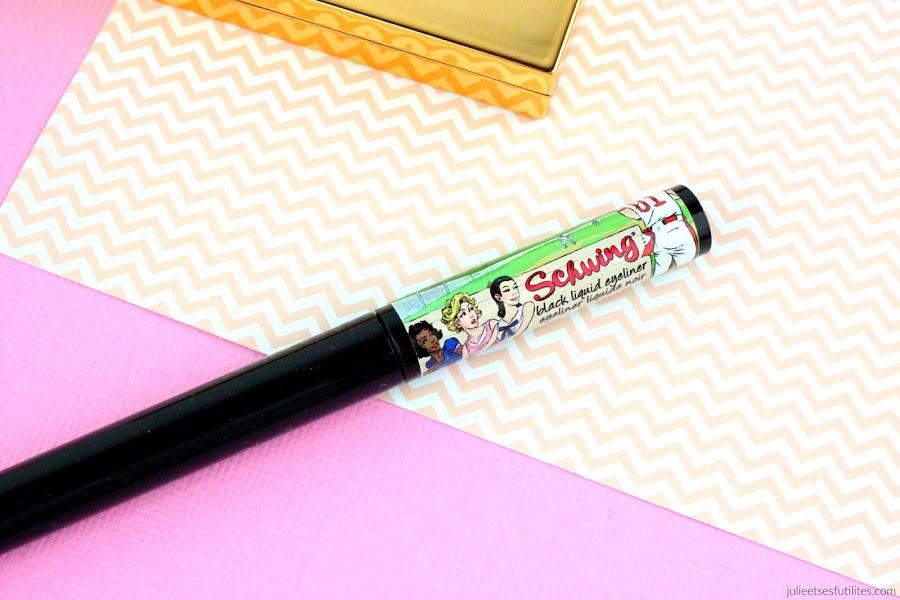 Haul The Balm, Sleek, Mr Wonderful sur le site My Sweet Makeup -julieetsesfutilites.com