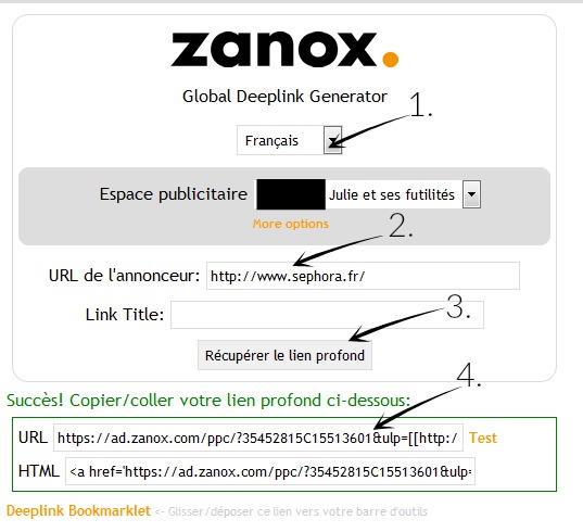 L'affiliation pour les Nuls | Comment ça marche ? Zanox - Tradedoubler
