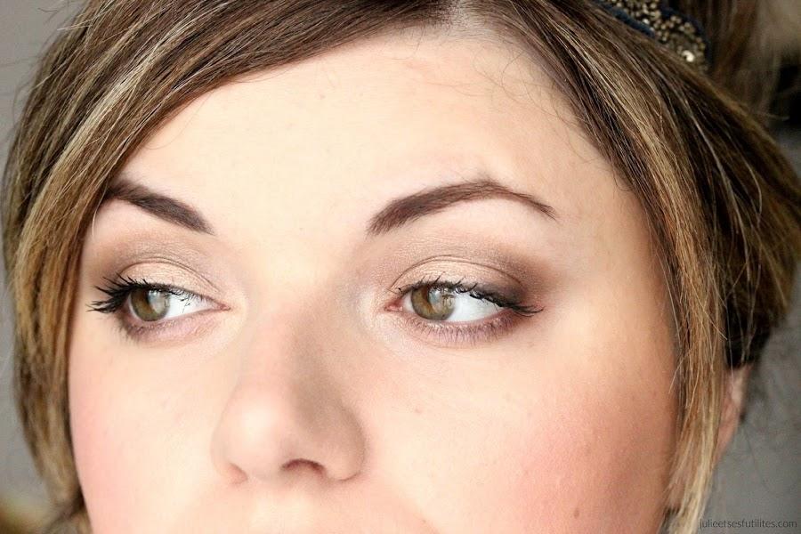Makeup Golden Eyes | Palette Full Exposure de Smashbox ! julieetsesfutilites.com
