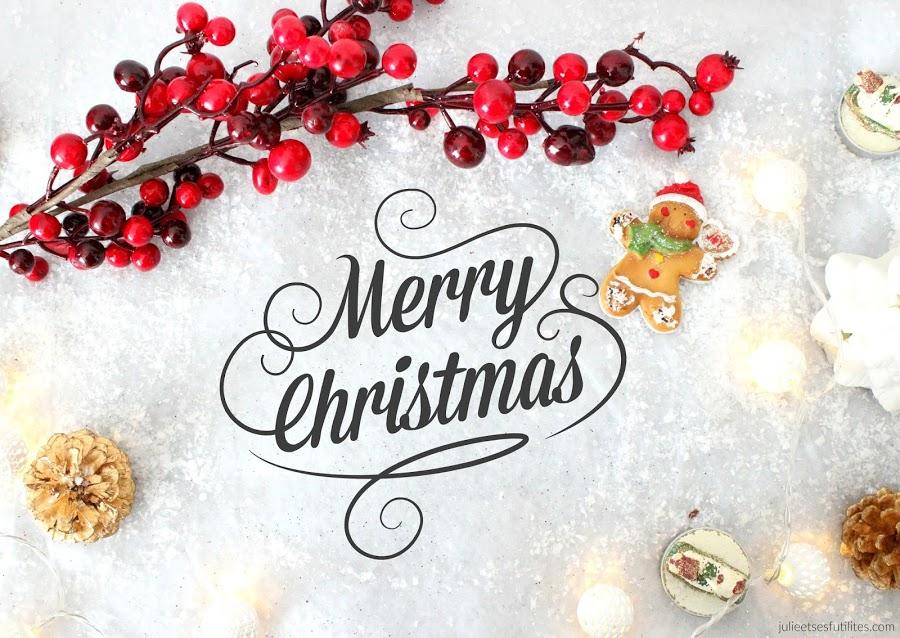 Joyeux Noël 2015 ! julieetsesfutilites.com