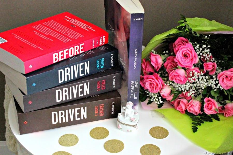 Ma sélection lecture romance et thriller du moment ! - julieetsesfutilites.com