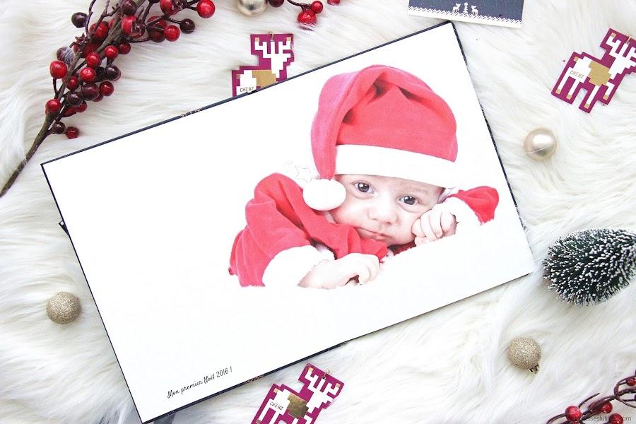 Le livre photo spécial Noël avec Cheerz ! julieetsesfutilites.com