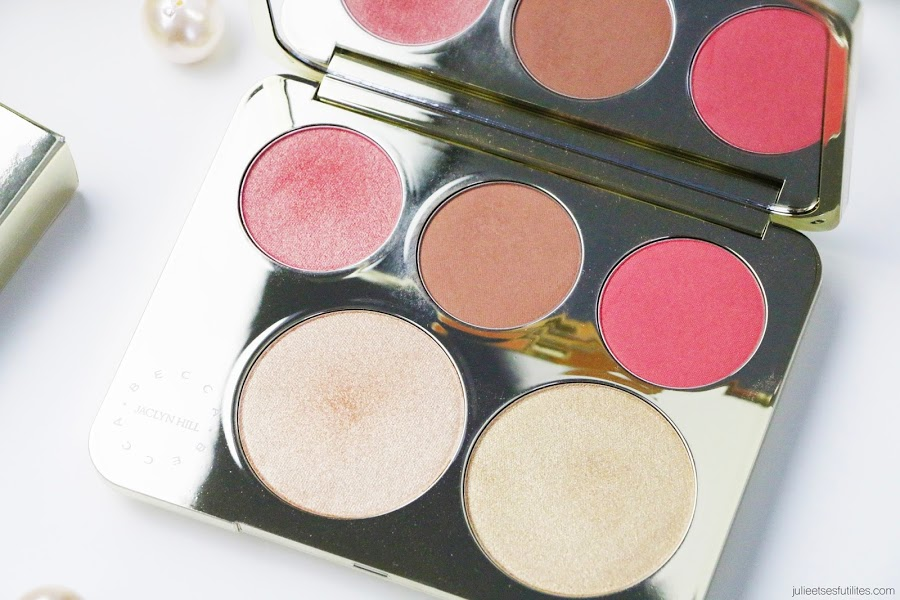 La palette C Pop Collection Face Palette de Becca & Jaclyn Hill ! julieetsesfutilites.com