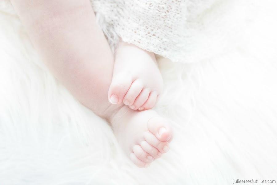 [0 à 3 mois] L'évolution de bébé ! maternité julieetsesfutilites.com