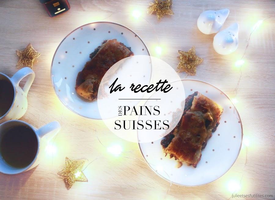 La recette facile des pains suisses maison en vidéo