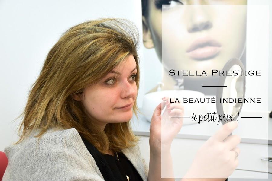 Stella Prestige, la Beauté Indienne à petit prix ! julieetsesfutilites.com