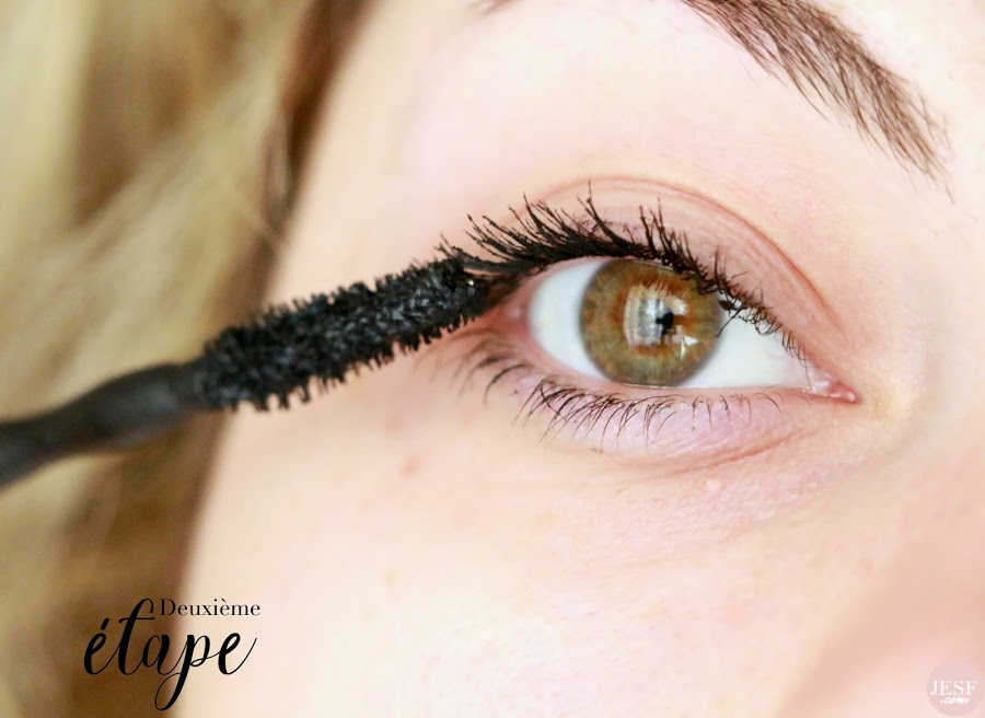 Avis test nouveau mascara Méga volume The Colossal Big Shot de Gemey Maybelline