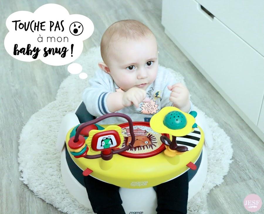 avis siège évolutif baby snug Mamas and Papas Berceau Magique Code Promo
