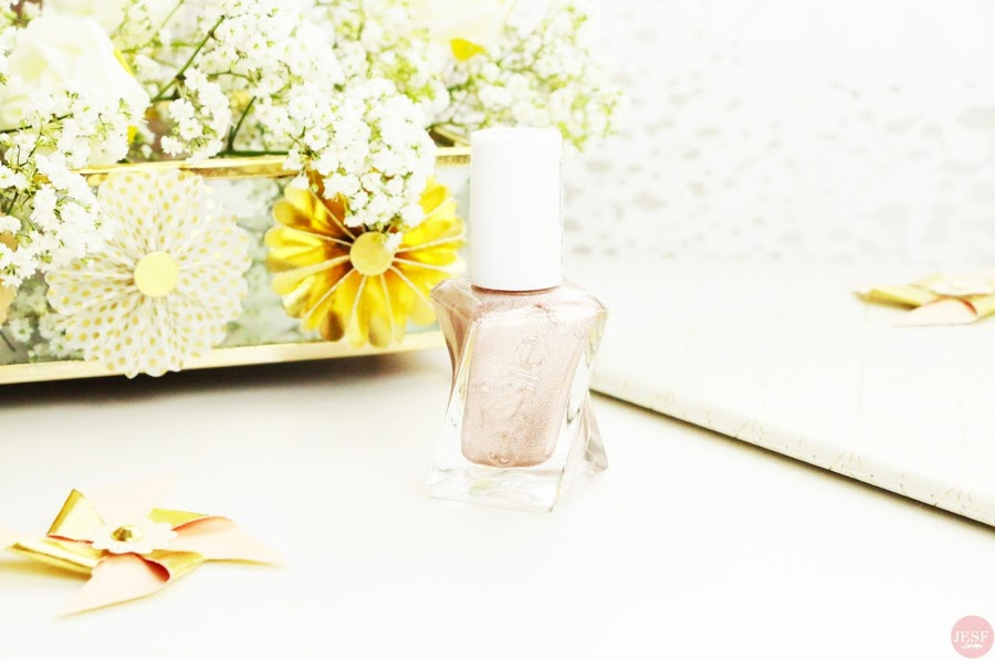 """""""To Have & To Gold"""" d'Essie   Le vernis rose gold !"""