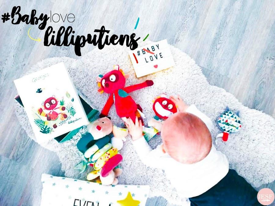 test avis jouets peluches enfants bébé Lilliputiens julieetsesfutilites.com