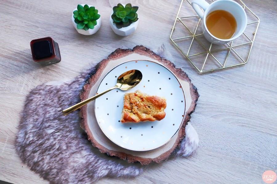 La recette du gâteau moelleux aux pommes ! julieetsesfutilites.com