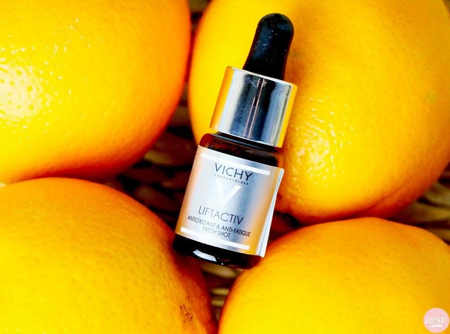 avis soin liftactiv vichy anti-fatigue vitamine C