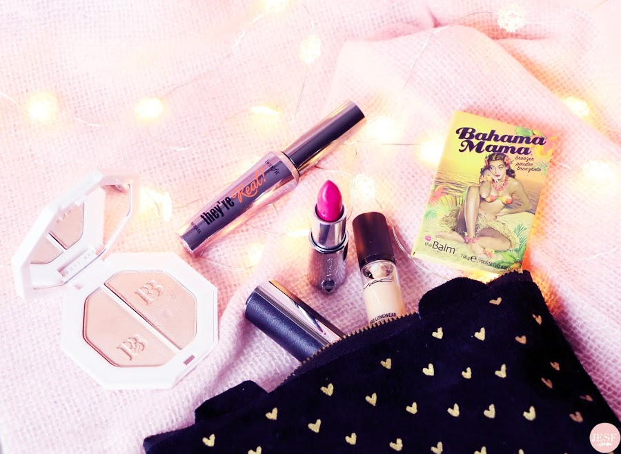 My ready to go makeup simple facile