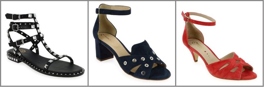 sélection-chaussures-sandales-boots-femme-printemps-été