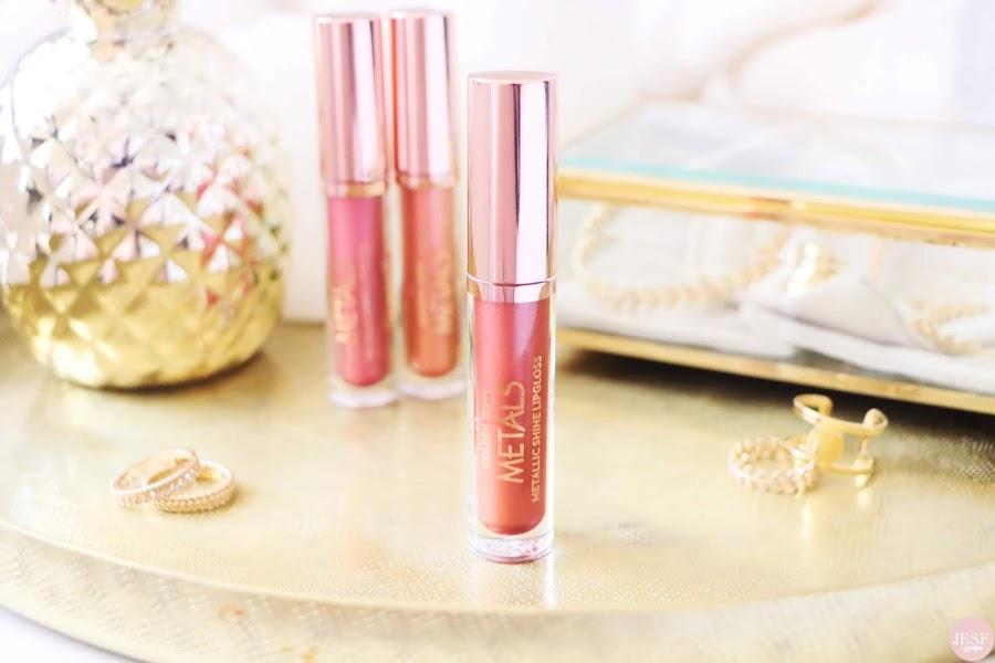 avis-rouge-a-lèvres-metals-metallic-lipgloss-golden-rose-cookies-makeup-rose-copper